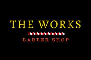The works barber shop